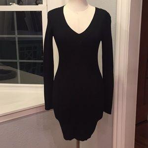 Dresses & Skirts - Ribbed bodycon dress